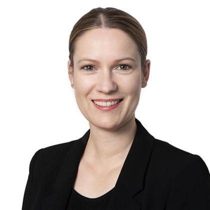 Portrait of Anne Rausch