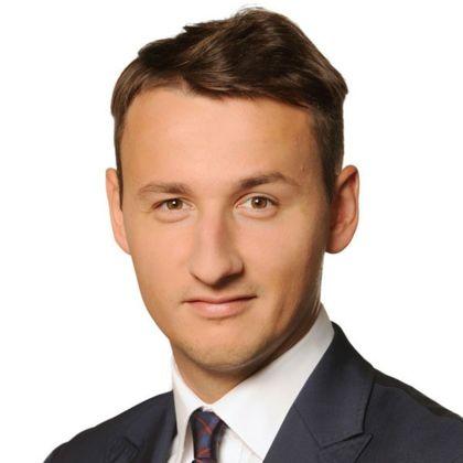 Portrait of Grzegorz Paczek