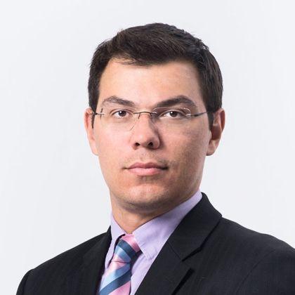 Portrait of Dimitar Dimitrov
