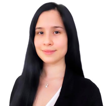 Portrait of Barbara Da Silva