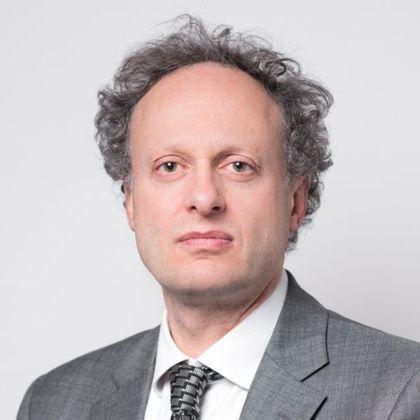 Portrait of Laurent Romano