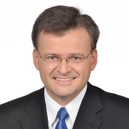 Portrait of Péter Simon