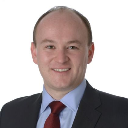 Portrait of Graeme MacLeod