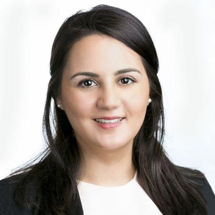 Portret van Dena Mokhberolsafa