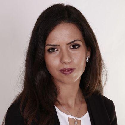 Portrait of Sara Nicole Cancedda