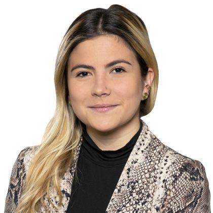 Portrait of María Camila Piedrahita
