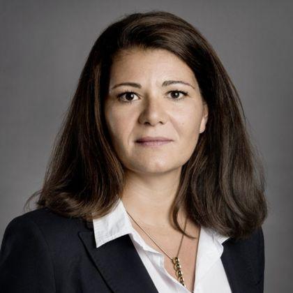Portrait of Anne-Laure Villedieu