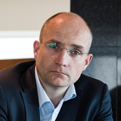 Portrait of Jeroen Berlage