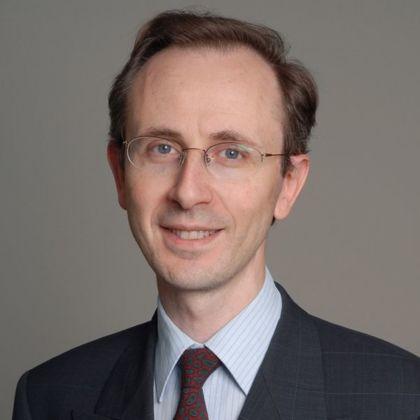 Portrait de Philippe Zoubritzky