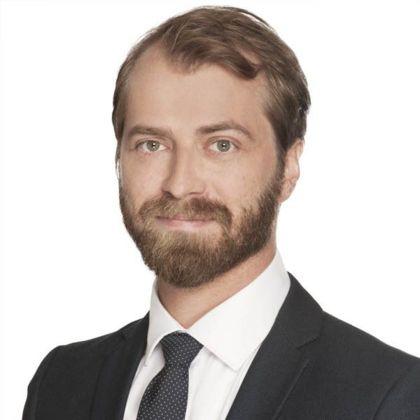 Portrait of Petr Korál