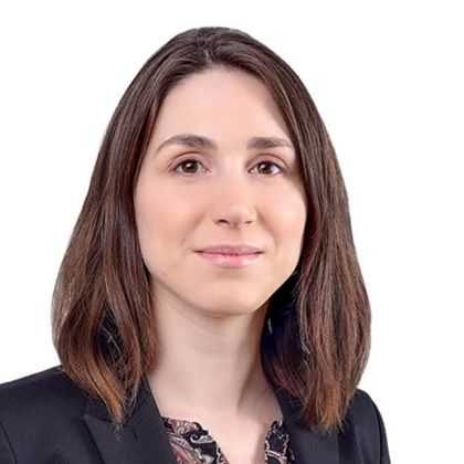 Portrait of Ioanna Ovadias