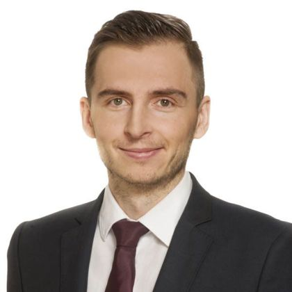 Portrait of Lukas Reichmann