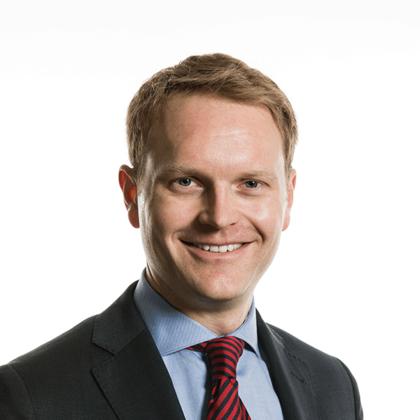 Portrait of Roderick Nieuwmeyer