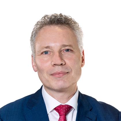 Portret van Marc Zanten