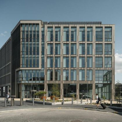 Sheffield office