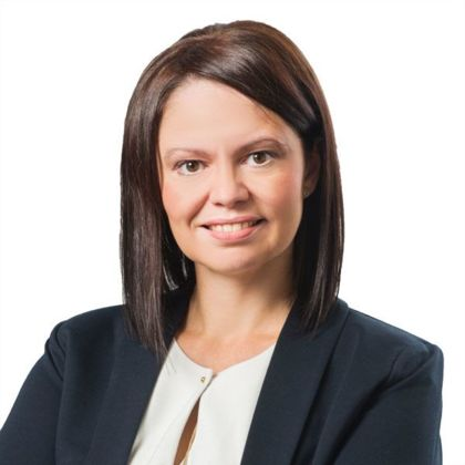 Portrait of Nevena Radlova