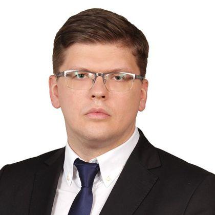 Portrait of Anatolii Doludenko