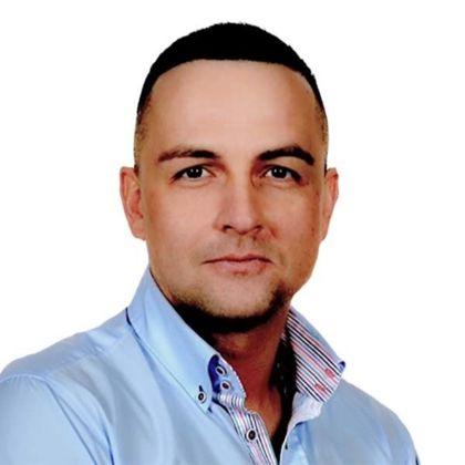 Portrait of Pavel Straka