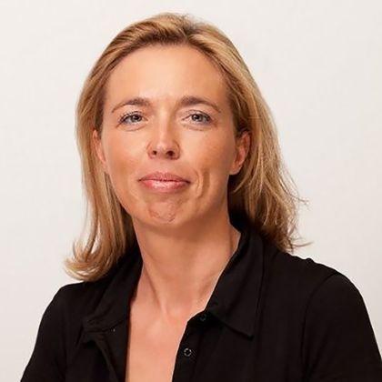 Portrait of Stéphanie Houx