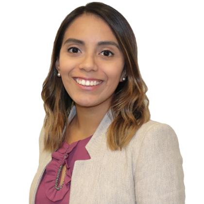 Portrait of Lucia Gonzales