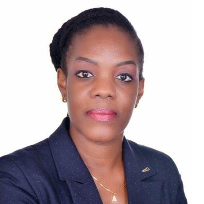 Portrait of Collette Akwana