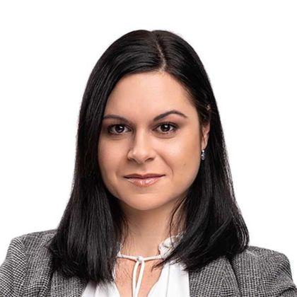 Portrait of Tamara Žajdela