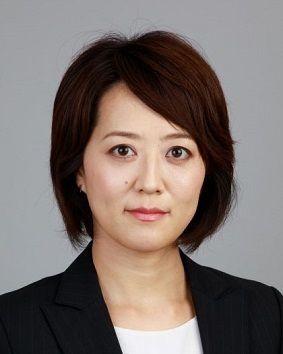 Portrait of Mihoko Shima