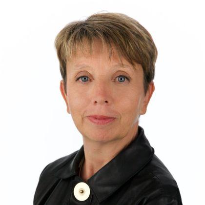 Portrait of Anne Grousset