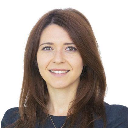 Portrait of Dominika Jankowska