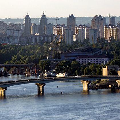 new constructions in obolon, kyiv district, ukraine