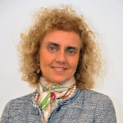 Portrait of Cristina Spinelli