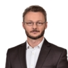 Portrait of Péter Tóth