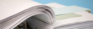 facture classeur bureau administration invoice header 925x290