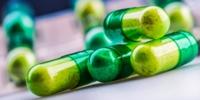 Green yellow pills