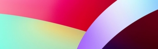 multicoloured geometric shape