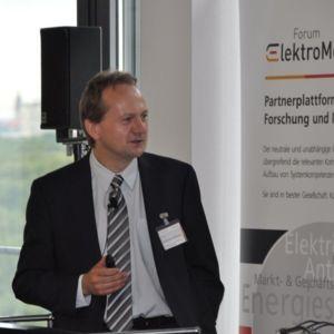 Dr. Christian Schlosser, Bundesministerium für Verkehr, Bau und Stadtentwicklung