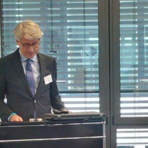 Prof. Dr. Eckard Minx, Vorsitzender Daimler und Benz Stiftung