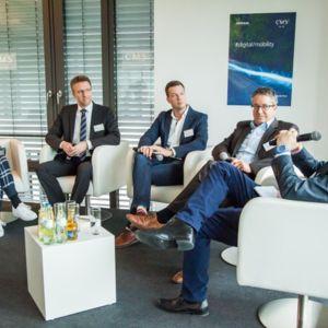 Dr. Daniela Gerd tom Markotten, Steffen Kuhn, Dr. Torsten Oelke, Manfred Schlett, Jens Stoewhase (v.l.n.r.)